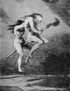 goya-witches