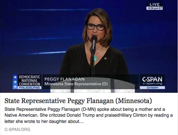 PeggyFlanagan